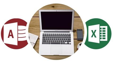 Excel VBA Criação de Sistemas + Banco de Dados Access (SQL)