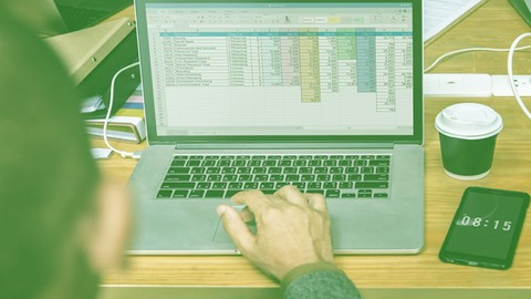 [Udemy Coupon] MOS EXCEL EXPERT 77-728 Exam Preparation (Solution Based)