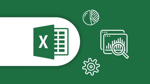 Training Course, Microsoft Excel Data Analysis: Pivot Tables and Formulas