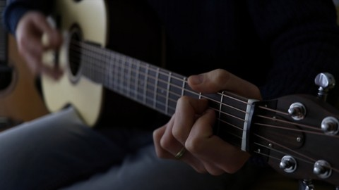Acoustic Guitar System | Melodic Guitar Lessons for Beginner - Resonance School of Music