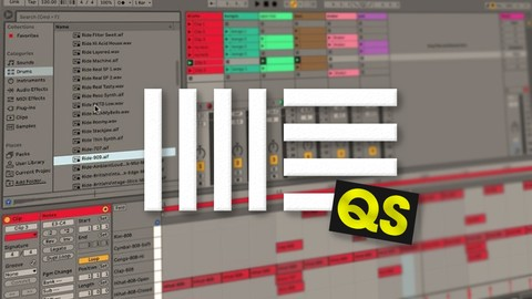 [100% Off Udemy Coupon] Learn Ableton Live 10 Lite – Quick Start | Beginners Course