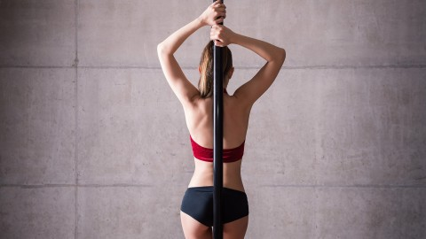 Pole Dancing Video Course with Noelle Wood