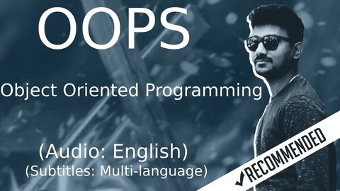 [100% Off Udemy Coupon] Object Oriented Programming (OOPs) Concepts in English