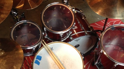 Rock Drumset Grooves: Level 1