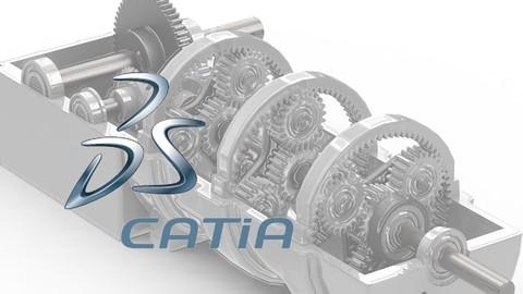 Netcurso-catia-v5-dmu-kinematic