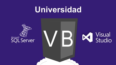 [Udemy Coupon] Universidad Visual Basic. net con SQLserver: De 0 a Experto