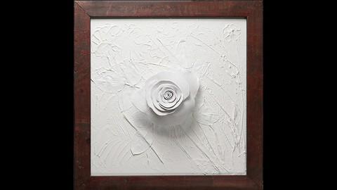 [Udemy Coupon] Joy of Acrylic Painting_China Rose II