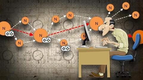 Netcurso - //netcurso.net/narrativa-interactiva-y-guion-no-lineal-para-video-juegos