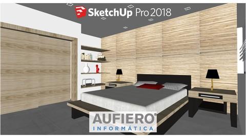 Netcurso - //netcurso.net/curso-integral-de-sketchup-pro-2018