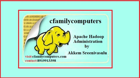 [100% Off Udemy Coupon] Hadoop Administration