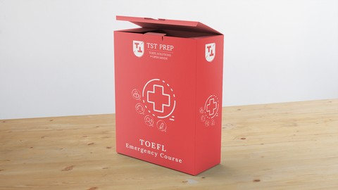 (NEW) TOEFL Prep in 2 Days: The TOEFL Emergency Course