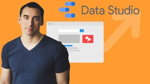 Google Data Studio Reports - GA, AdWords and Search Console
