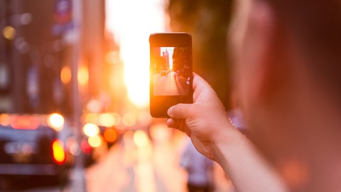 [Udemy Coupon] IPhone Photography_Taking Better Photo with Your Smartphone