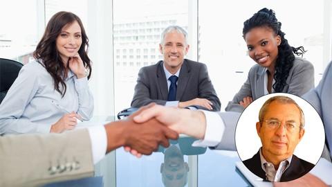 Sales Skills Training: Consultative Selling Master Class