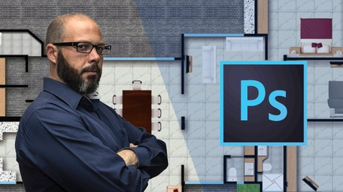 [Udemy Coupon] Curso de Photoshop CC Para Arquitectura.