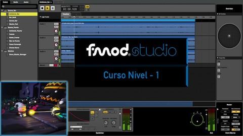 Netcurso-crea-sonido-y-musica-para-videojuegos-con-fmod-y-unity-3d