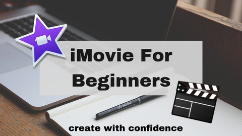 Sale: Udemy : iMovie for Beginners - Create Your Own Movie With Confidence