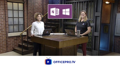 Sale : Udemy: OneNote 2016 for Windows - In-depth, comprehensive training