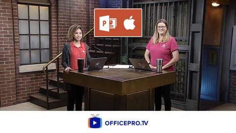 Sale : Udemy: PowerPoint 2016 Advanced for Mac - In-depth training