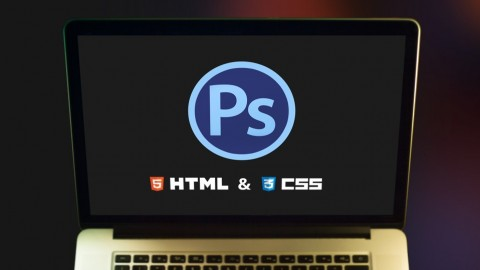 Beginner Photoshop to HTML5 and CSS3