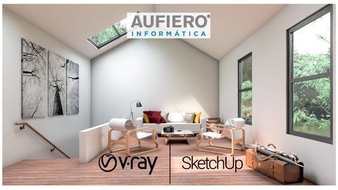 Netcurso - //netcurso.net/curso-integral-de-v-ray-para-sketchup