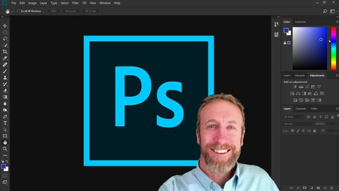 [Udemy Coupon] Photoshop for Beginners – Complete Photoshop Mastery Course