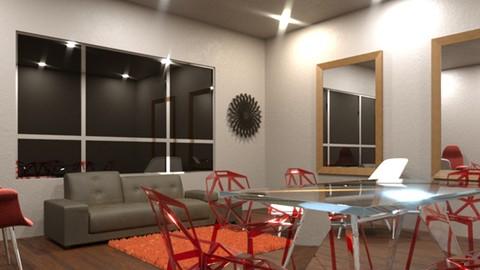 Iluminación con Corona Render y 3DMax