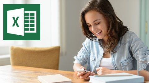 [Udemy Coupon] Microsoft Excel Step by Step Training for Beginners!