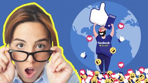 [Udemy Coupon] Facebook Viral 2019