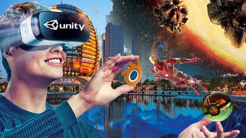 Netcurso - //netcurso.net/curso-de-realidad-aumentada-con-unity-2019