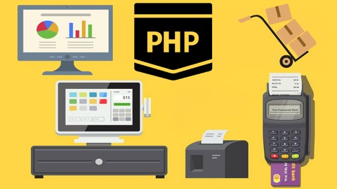 PHP for Beginners to Inventory POS Sales Project - AdminLTE   Udemy