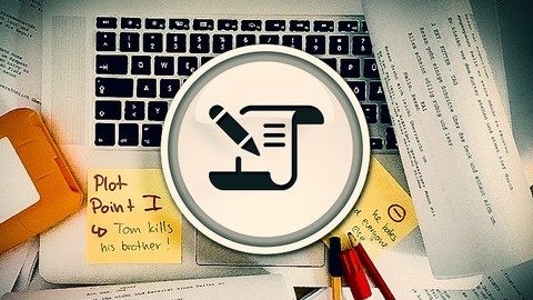 [Udemy Coupon] Screenwriting 101 – Write a Screenplay that sells!