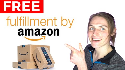 [Udemy Coupon] FREE Amazon FBA Course For Beginners – 2019 Private Label
