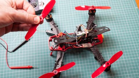 Bygg en Linux-basert bringebær Pi-drone