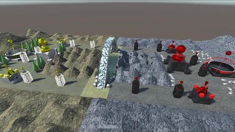 Netcurso-disena-niveles-con-probuilder-y-unity
