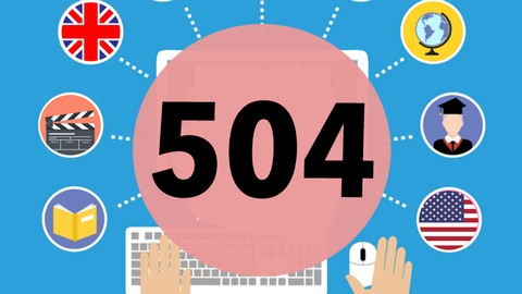 [Udemy Coupon] 504 Absolutely Essential Words , Full Course ( super Vocab )