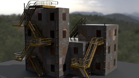 Game Asset Creation With Houdini*