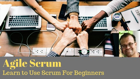 [Udemy Coupon] Agile Scrum: Learn to use Scrum for Beginners