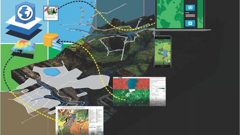 #GIS - Advanced ArcGIS Pro