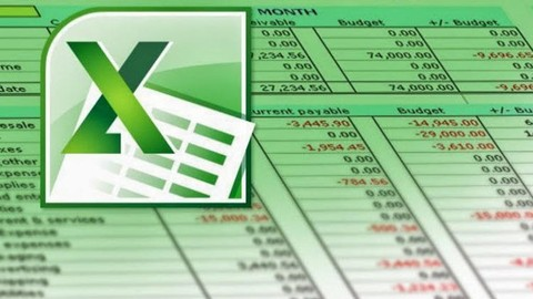 [Udemy Coupon] Master The Top 100 Excel Formulas