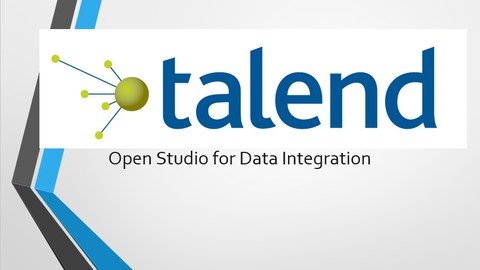 Talend Data Integration for Beginners – Job Oriented Program