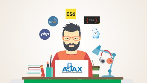 Php mysql Development with Ajax & Modern JavaScript ES6