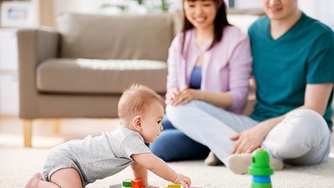 Child Development - From Birth to 3 years old