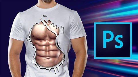 [Udemy Coupon] Monster course: Design magical T-shirts