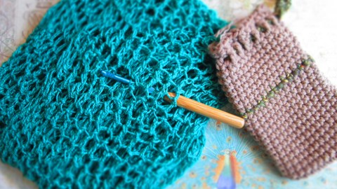 Crochet for Stress Relief with Patternless Projects