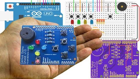 Circuito Impresso: Criando uma Shield para Arduino