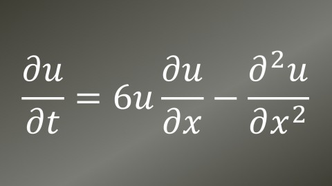 Training Course, Differential Equations In Depth