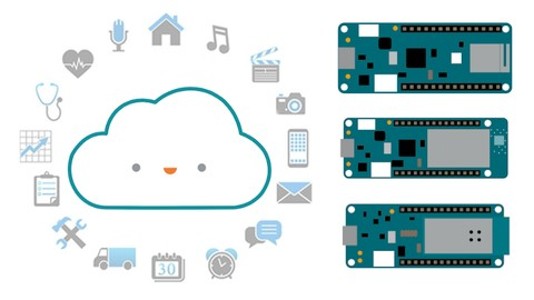 Learning to use the Arduino IoT Cloud to build IoT Projects*