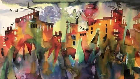 Netcurso-aqua-ink-teil-2-faszination-flussige-aquarellfarben
