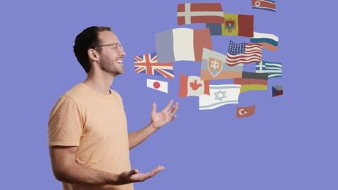 So lernst du jede Sprache der Welt in Rekordgeschwindigkeit